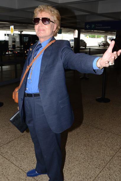 Grata fue para muchos medios saber sobre el astrólogo, Walter Mercado, q...