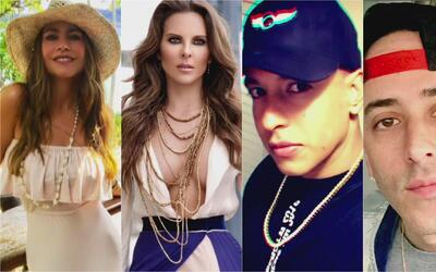 ¿Quién se ve más joven; Sofía Vergara o Kate del Castillo, Daddy Yankee...