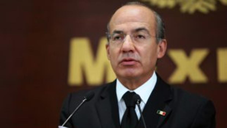 Felipe Calderón busca un mayor soporte de su principal socio para enfren...