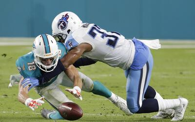 Pretemporada S4: Titans 21-10 Dolphins