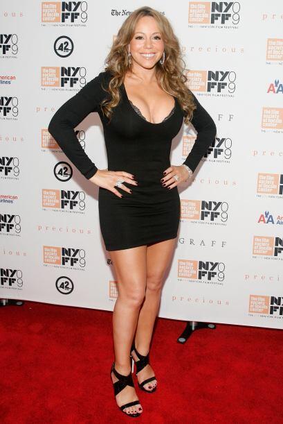 El gran secreto de Mariah Carey es usar una crema reafirmante contra la...