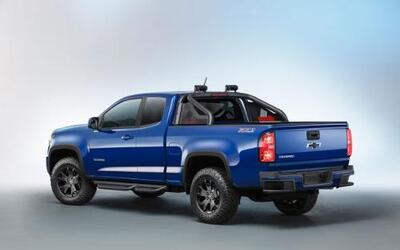 Chevrolet Colorado Z71 Trailboss
