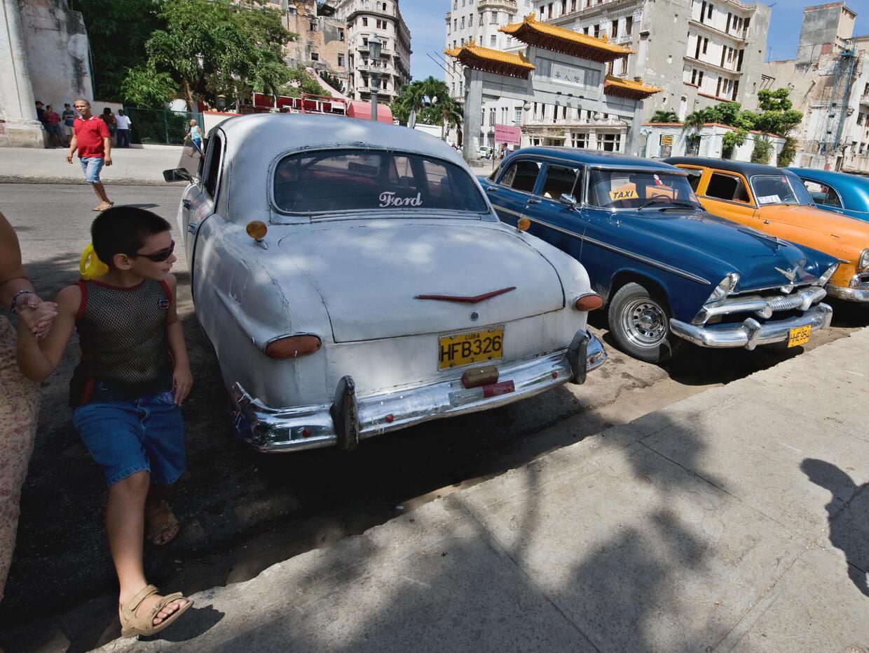 Autos Cuba