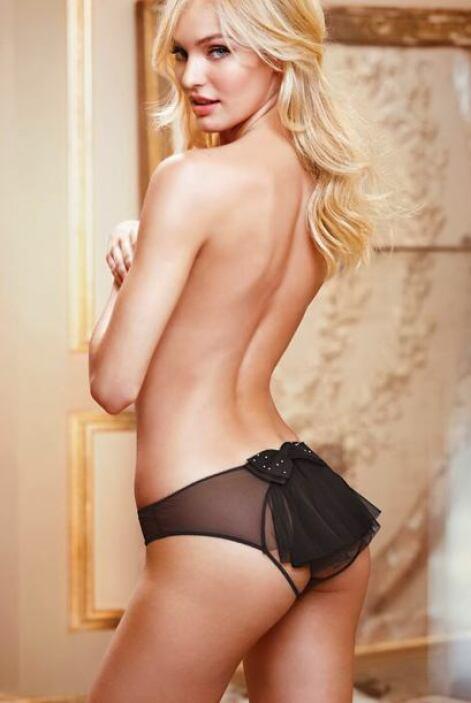 Candice se ha convertido en una de las modelos favoritas para lucir las...