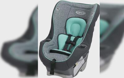 Graco retira del mercado 25,000 asientos de niños para autos