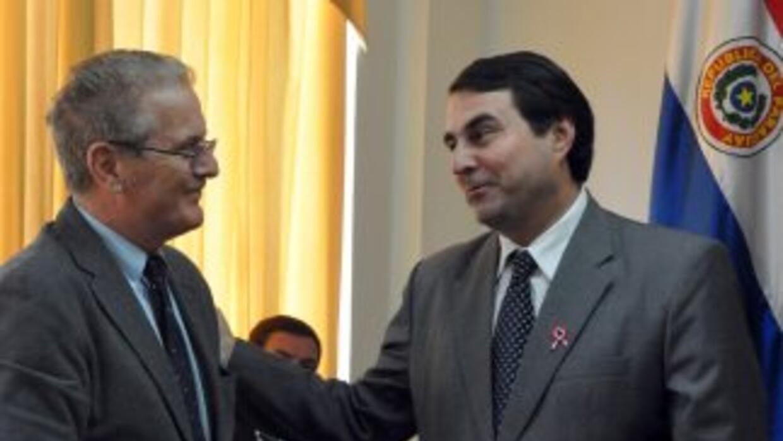 Federico Franco otorgó su acuerdo a la ley aprobada el pasado 15 de juni...