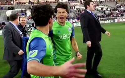 """Nelson Haedo Valdez: """"En Seattle somos un gran equipo y tenemos para gan..."""