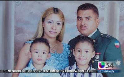 Veterano lucha por recuperar a su familia