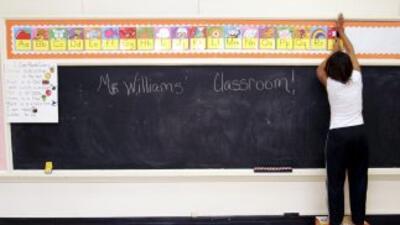 Un reporte de la Agencia de Educación de Texas señala que 11 escuelas de...