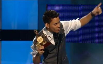 Ganadores de Premio Lo Nuestro 2012