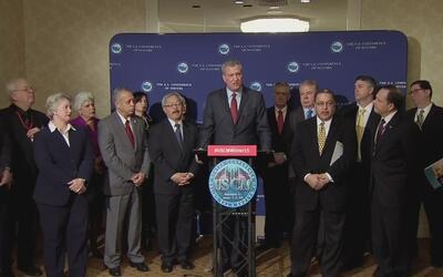 Alcaldes se unen en pro de la Acción Ejecutiva de Obama