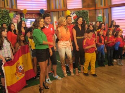 Llegaron al programa las 'chicas malas' de la música regional mexicana,...