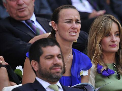 Aquí las mejores imágenes del triunfo de Marion Bartoli so...