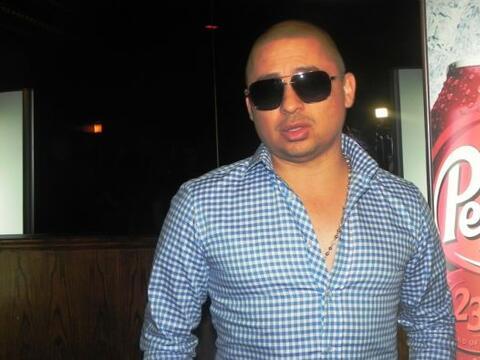 Larry Hernandez pudo compartir con sus fans en el concierto privado PJ V...