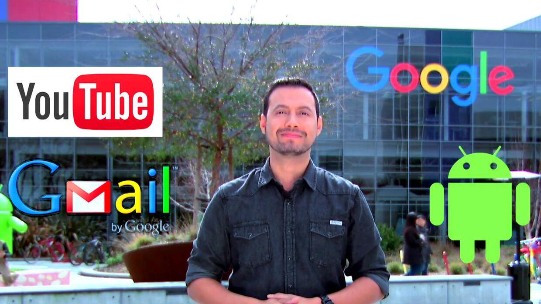 Luis Sandoval nos lleva a conocer las oficinas de Google y los beneficio...