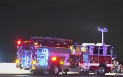 Dos personas muertas y una gravemente herida, el saldo de un accidente e...