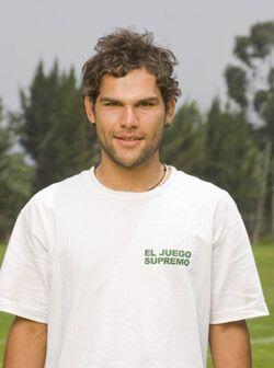 Jacob González tiene talento, pero lo traiciona su fuerte carácter.