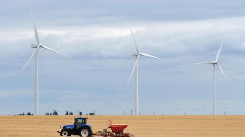 turbinas eólicas en francia
