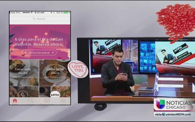 Apps perfectos para el Día de los Enamorados