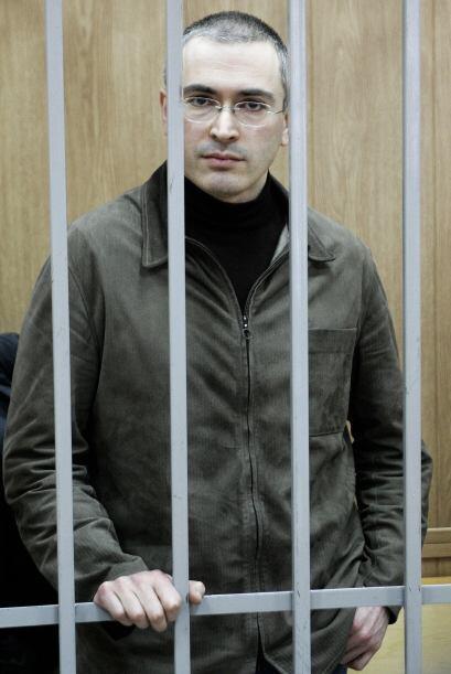 En el caso de Mijaíl un Tribunal de Moscú le redujo el cas...