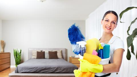 limpieza hogar calorias