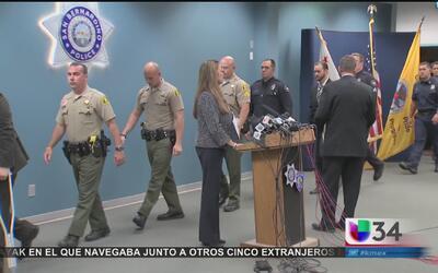 Los rostros que combatieron el tiroteo en San Bernardino