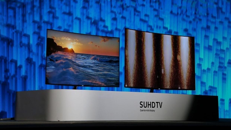 Las nuevas pantallas de TV tienen el grosor de 4 tarjetas de crédito