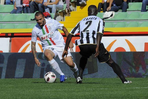 Por su parte, la Juventus también fungió como visitante en...