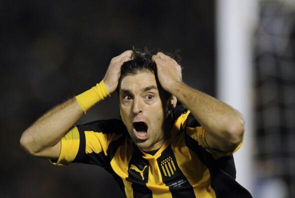 `Mama mía, lo que me perdí`, parece decir el argentino Alejandro Martinu...