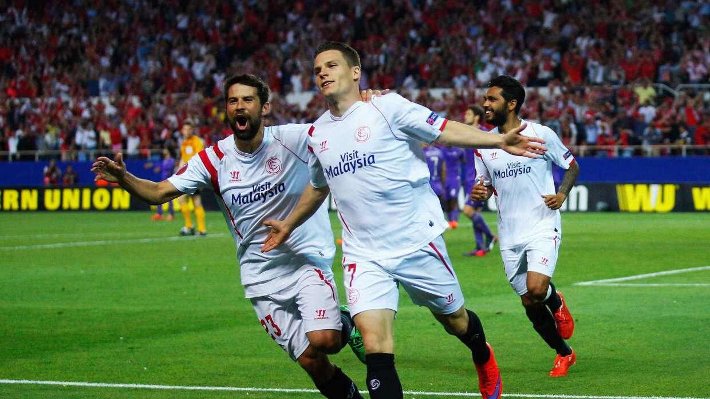 El Sevilla venció en casa al Levante