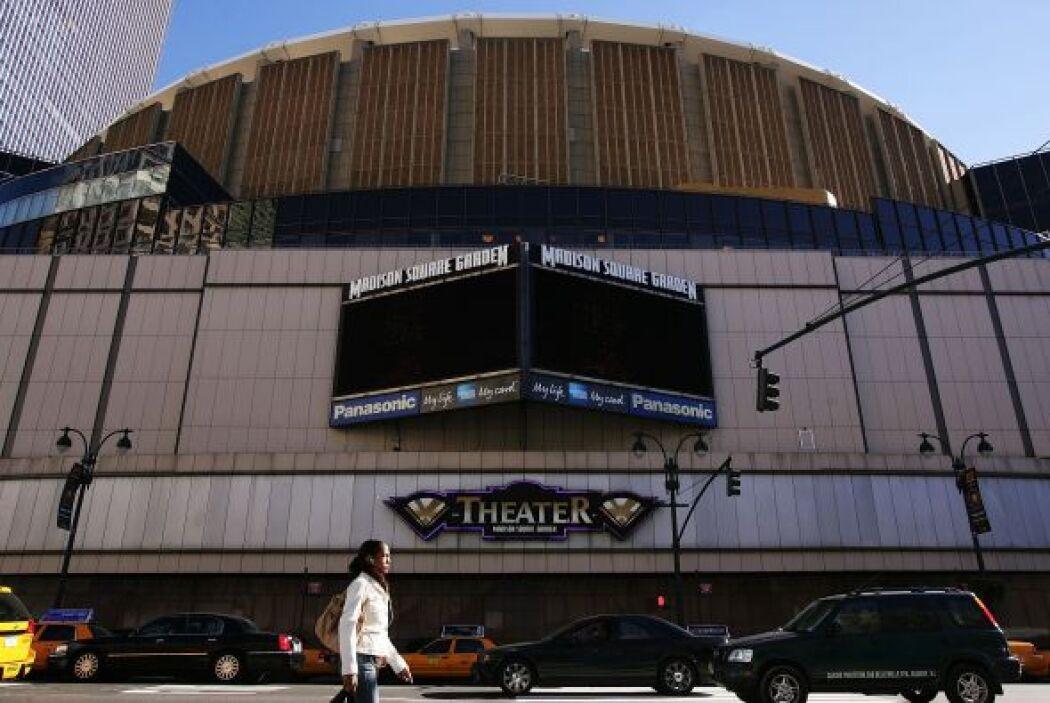 """9. Suites privadas para eventos- """"En el Madison Square Garden, por ejemp..."""