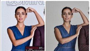 Inma Cuesta vs. el photoshop