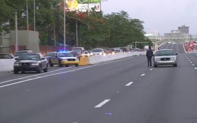 Motociclista pierde la vida en la Baldorioty de Castro