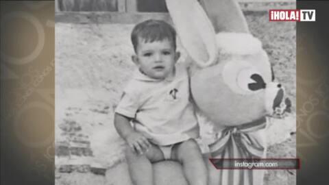 La infancia de Antonio Banderas