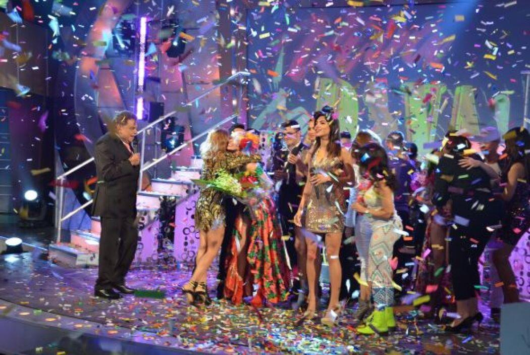 La celebración se convirtió en una verdadera fiesta, muy merecida por to...
