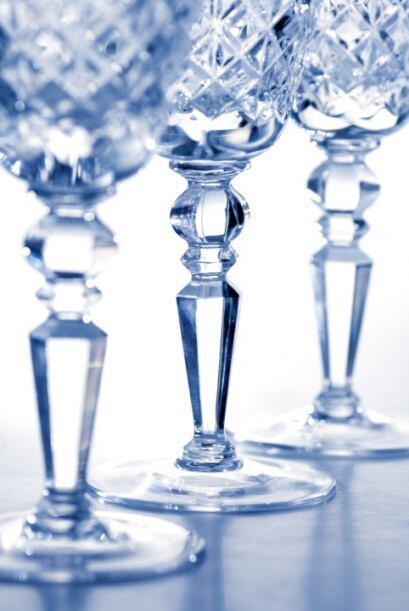 CRISTALES FINOS El verdadero truco de la cristalería reluciente, está e...