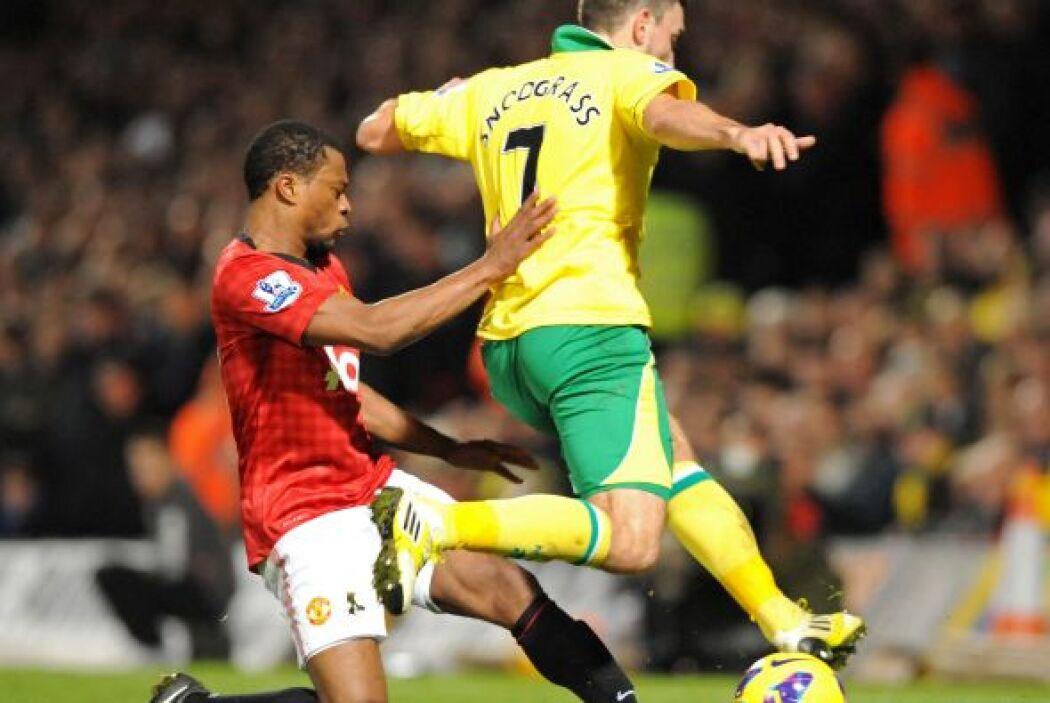 El Reading planteó un  buen partido, con buena defensa y sin miedo al at...