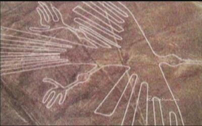 Una tormenta de arena aumenta el misterio de las líneas de Nazca en Perú