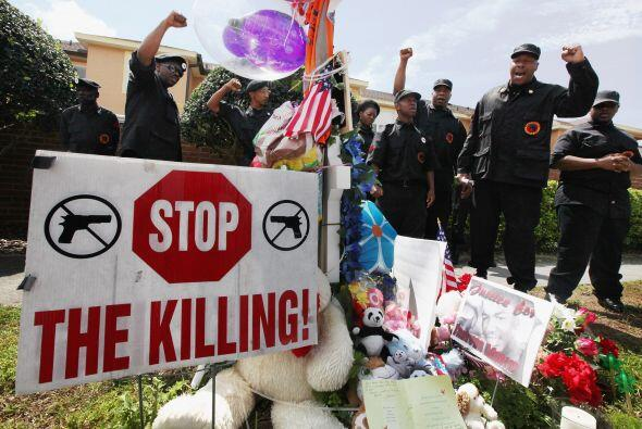 16 de marzo de 2012. Revelan la llamada que George Zimmerman hizo al 911...