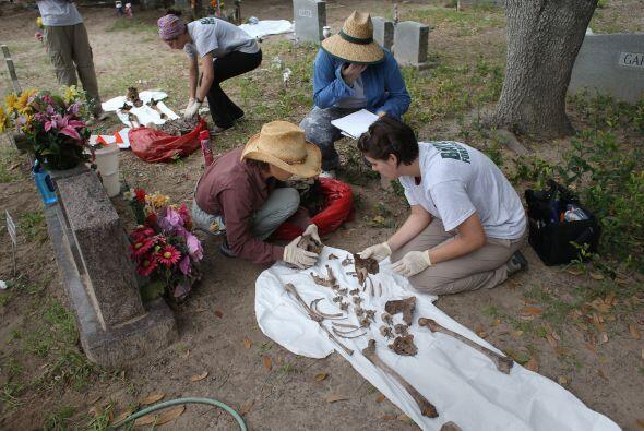 De confirmarse que los restos humanos corresponden con las muestras de A...