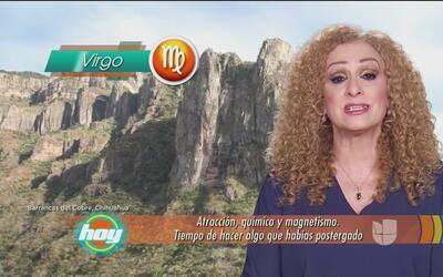 Mizada Virgo 23 de mayo de 2017