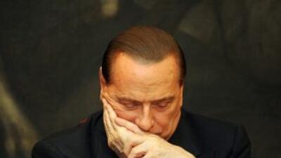Silvio Berlusconi fue acusado de corrupción durante el llamado 'Proceso...