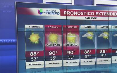 Advertencia de altas temperaturas