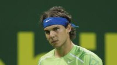 Nadal, número dos mundial y primer favorito del torneo, precisó de tres...