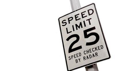Nuevos límites de velocidad en las calles de Nueva York