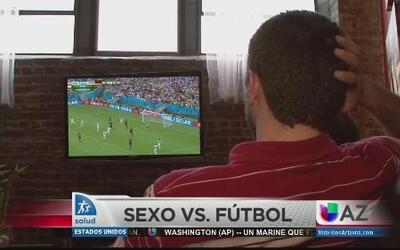 Fútbol vs. Sexo