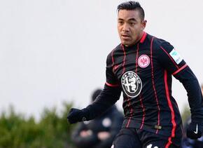 Doblete de Marco Fabian con el Eintracht