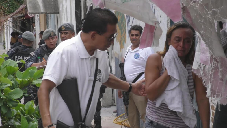 Médicos Sin Fronteras brinda atención psicológica a...