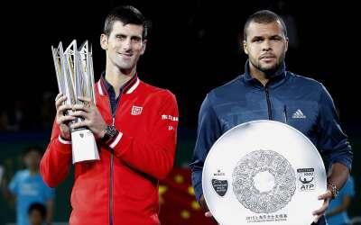 Djokovic ganó tercer Masters de Shanghai
