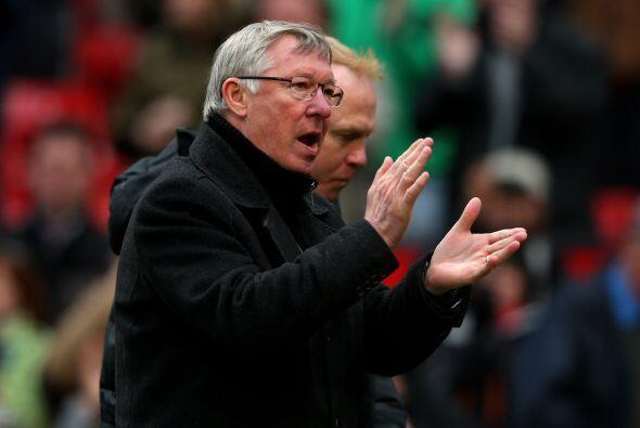 Ferguson pedía a sus futbolistas que no tardaran en abrir el marc...